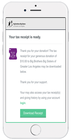Nonprofit Smart Automation: Email Automation. Branded. Crafted. Great timing.