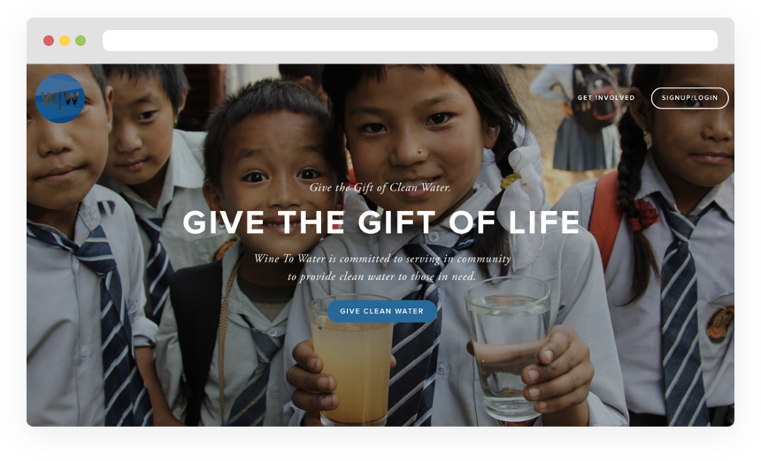 nonprofit-donation-management-software-wine-to-water
